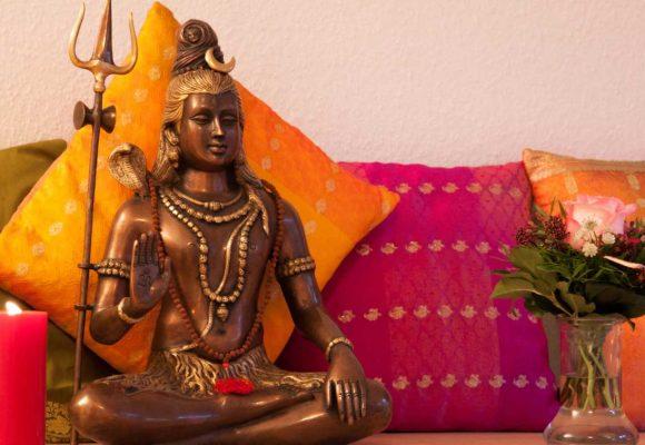 Altar Lord Shiva